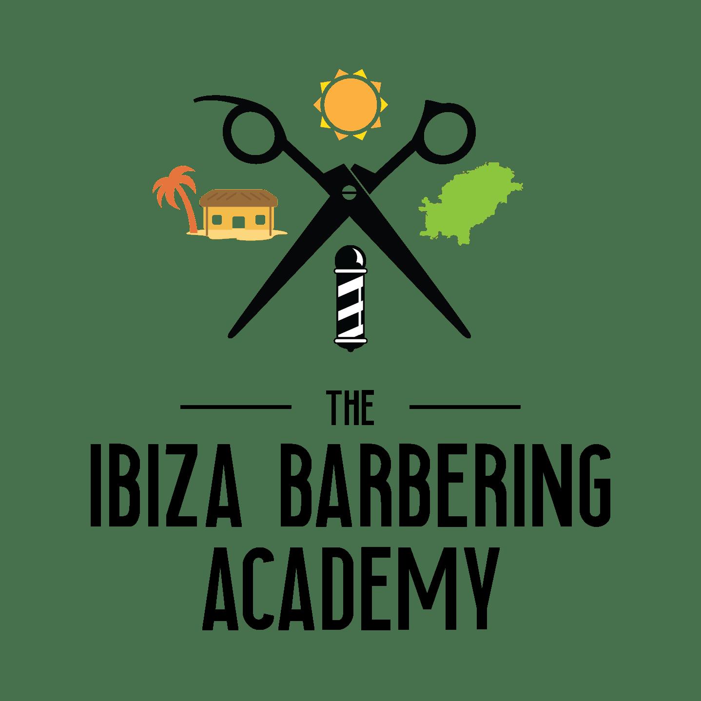 The Ibiza Barbering Academy logo 01 copy